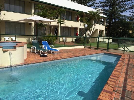 Photo of D'Arcy Arms Motel Surfers Paradise