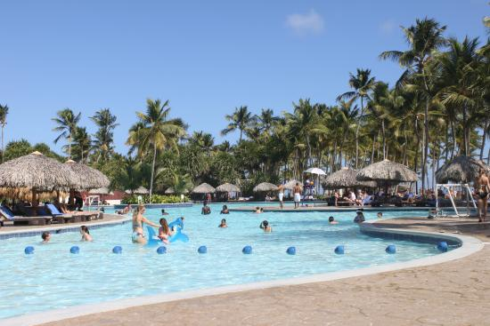 Golf picture of club med punta cana punta cana for Club piscine montreal locations