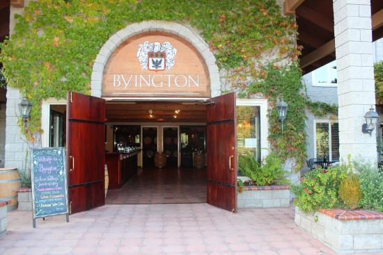 Byington Vineyard and Winery