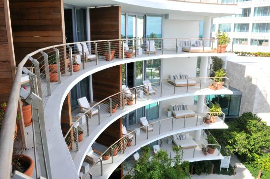Best South Beach Hotels With Balcony