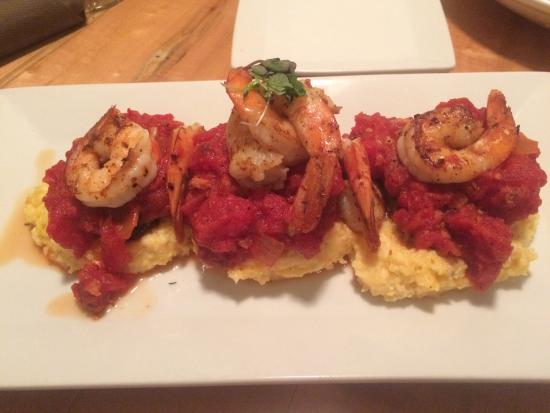 Shrimp and Grits - Picture of Low Country Bistro, Charleston ...