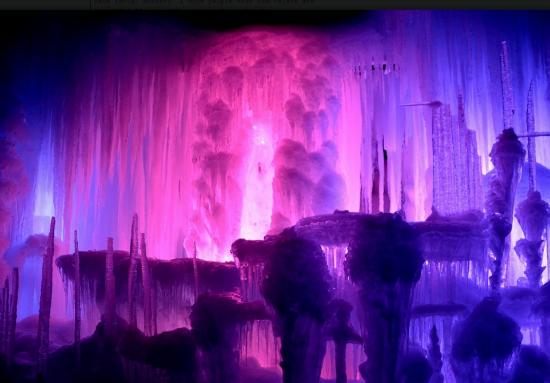 Ice Castle Picture Of Hobo Railroad Lincoln Tripadvisor