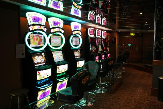 29 Jackpot Slot machines - Picture of Grosvenor G Casino ...