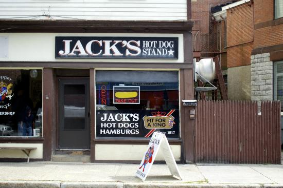 Jack's Hot Dog Stand