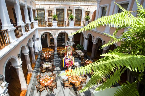 Photo of Hotel Patio Andaluz Quito