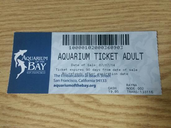 San Francisco Bay Aquarium Coupons
