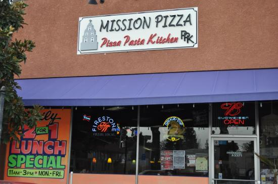 Mission Pizza