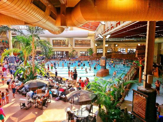 Camelback Lodge And Indoor Waterpark Tannersville Pa