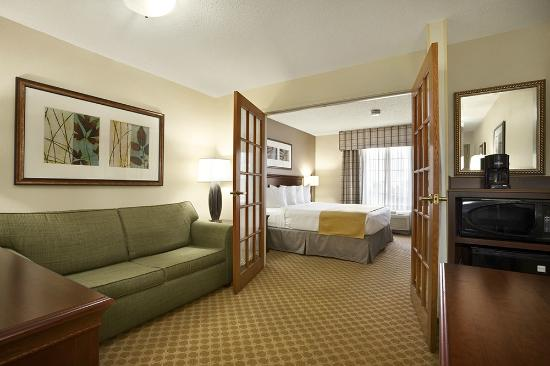 1 bedroom suite picture of country inn suites by carlson toledo maumee tripadvisor
