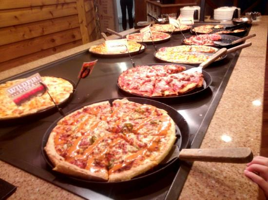 Pizza Ranch, Weston. 3, likes · 10 talking about this · 5, were here. Pizza Ranch is a family-friendly buffet restaurant serving pizza, broasted /5().