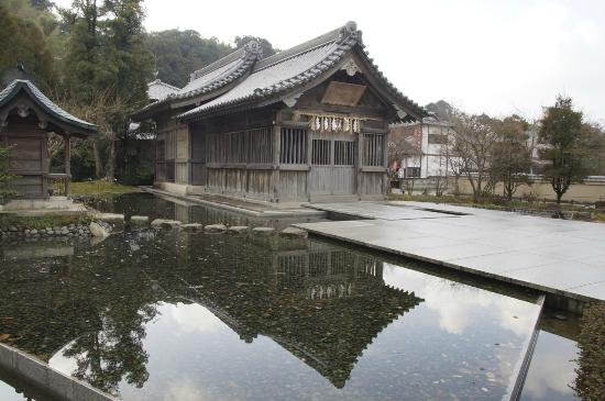 Dazaifu Tenmangu Shrine - Picture of Dazaifu Tenmangu ...