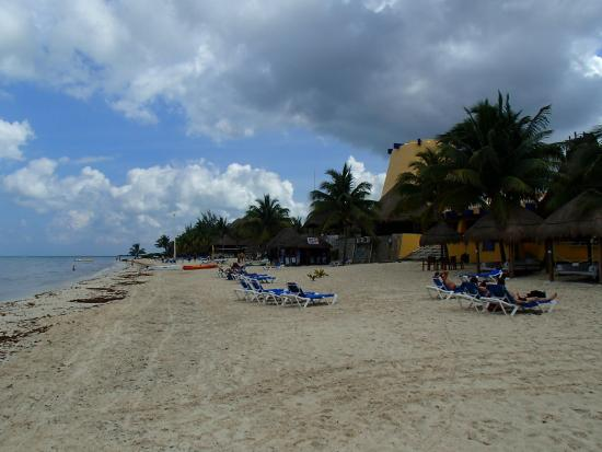 Praia Do Hotel Picture Of Melia Vacation Club Cozumel