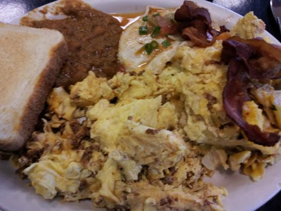 Breakfast buffet picture of luby 39 s san antonio for Lubys fried fish
