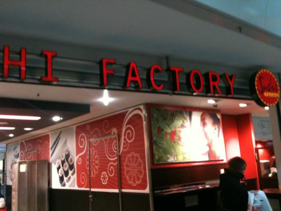 yummy yummy little foodie for me sushi factory dusseldorf traveller reviews tripadvisor. Black Bedroom Furniture Sets. Home Design Ideas