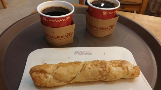 columbia coffee study juan valdez Juan valdez café is a multinational coffeehouse chain based in colombia that specializes in coffee retail its purpose is to become a member of the worldwide coffee.