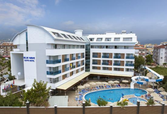 Photo of Blue Wave Suite Alanya