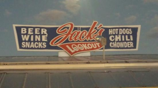 Jack's Lookout