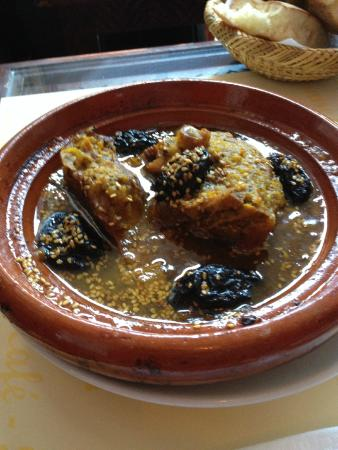 Pause Gourmande: Chicken Tajine