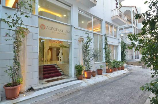 Photo of Acropolis Ami Boutique Hotel Athens
