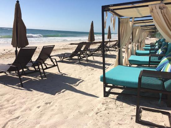 Coral Hotel Tulum Coral Tulum Beach Chairs