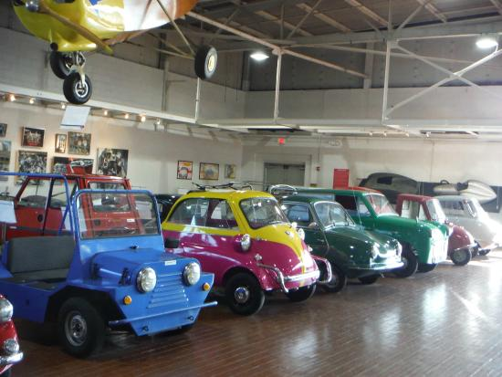 Tiny Little Cars Picture Of Lane Motor Museum Nashville