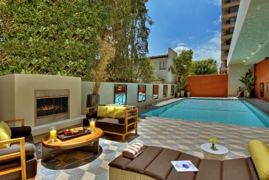 Hotel Palomar Los Angeles - Beverly Hills