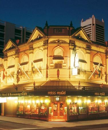 Miss maud swedish hotel perth australia hotel reviews for Best boutique hotels perth
