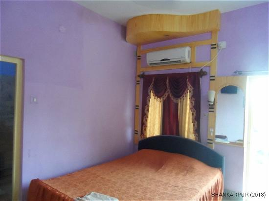 Bed Room Picture Of Hotel Sandy Bay Shankarpur