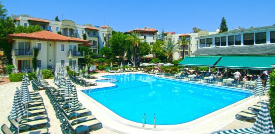 Photo of Club Gardenia Beach Hotel Okurcalar