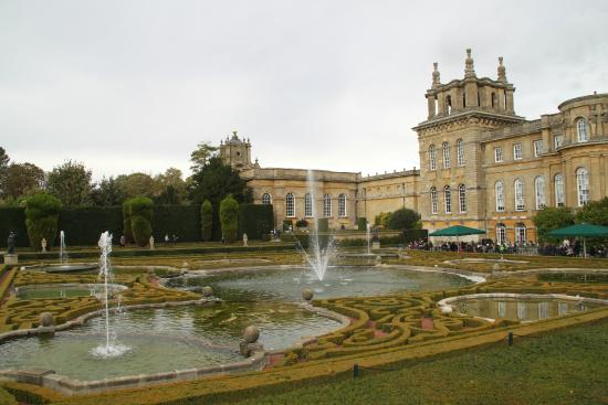 The Gardens Picture Of Blenheim Palace Woodstock