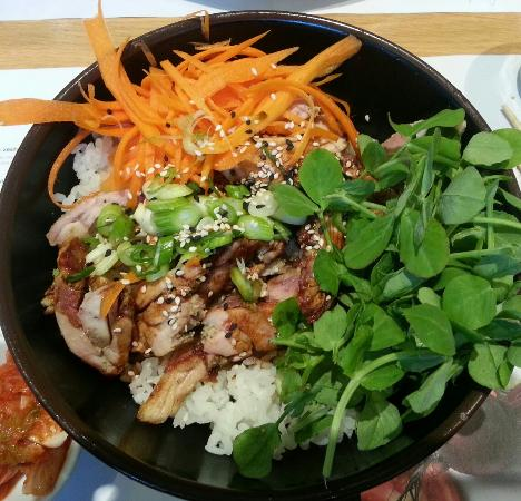 Noodles! - Picture of Wagamama - Norwich, Norwich ...