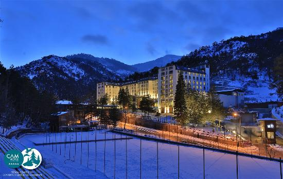 Çam Thermal Resort & Spa