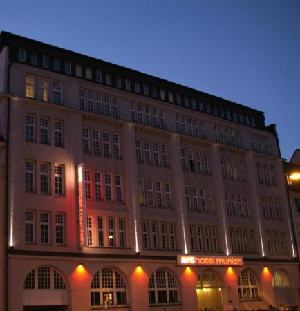 Arthotel for Gunstige hotels in munchen