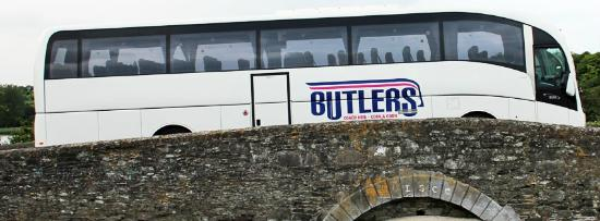 Butlers Bus Tours of Ireland