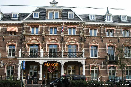 Hampshire Hotel The Manor Amsterdam Tripadvisor