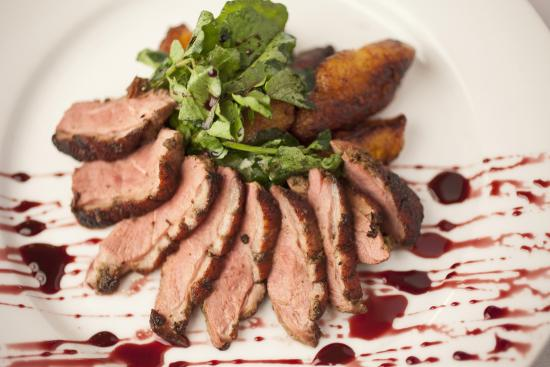 ... grapes spice rubbed duck breast spice rubbed grilled duck breast
