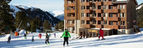 Photo of Hotel Turquoise La Plagne