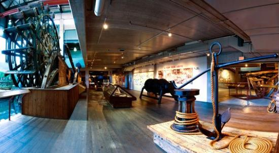 The Arabia Steamboat Museum