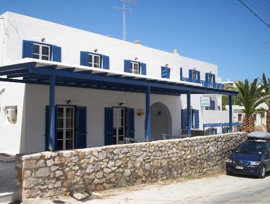 Adonis restaurant picture of apollon naxos tripadvisor for Apollon greek and european cuisine