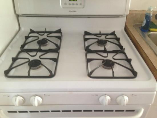 Palenville, Νέα Υόρκη: Kitchen Oven - Use with Caution