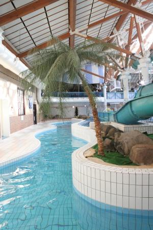 Pool Features Picture Of Romsey Rapids Sports Complex Romsey Tripadvisor