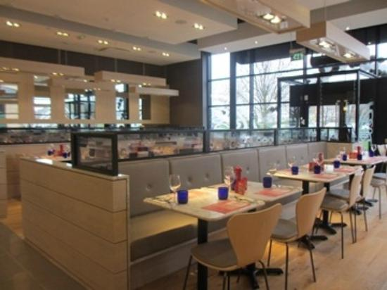 pizza express picture of pizza express doncaster tripadvisor. Black Bedroom Furniture Sets. Home Design Ideas