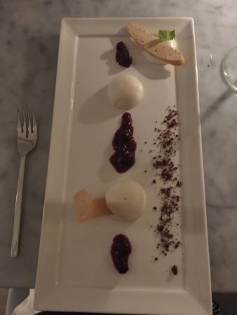 Panna cotta in Portofinos, most amazing meal! - Picture of Sandals ...