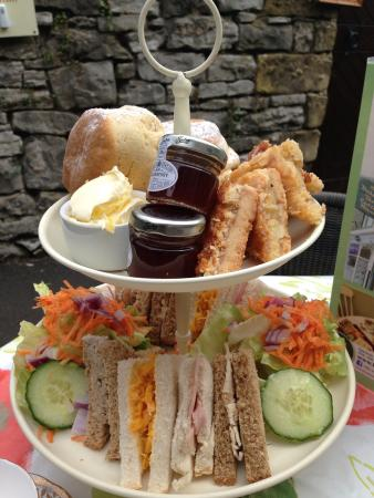 The Bakewell Tart Shop & Coffee House: Afternoon Tea