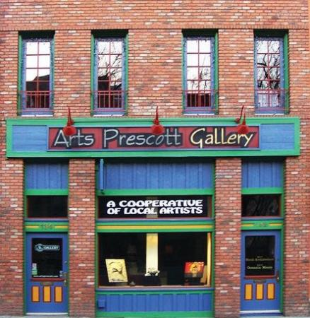 Arts Prescott Cooperative Gallery