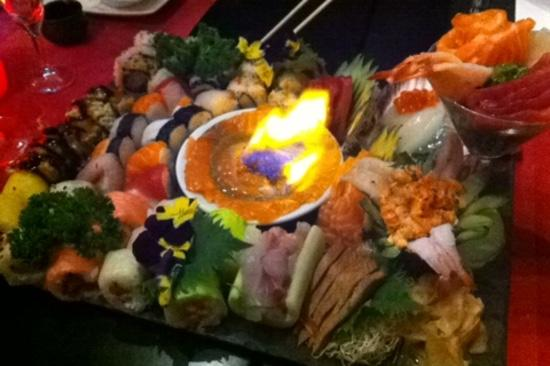 Aka Japanese Cuisine Menu Of Chef Leandro Picture Of Aka Cite Luxembourg City