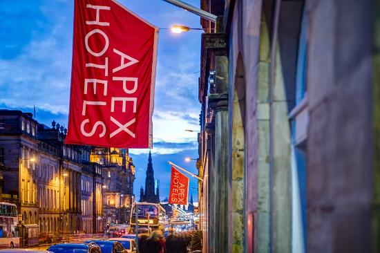 Photo of Apex Waterloo Place Hotel Edinburgh