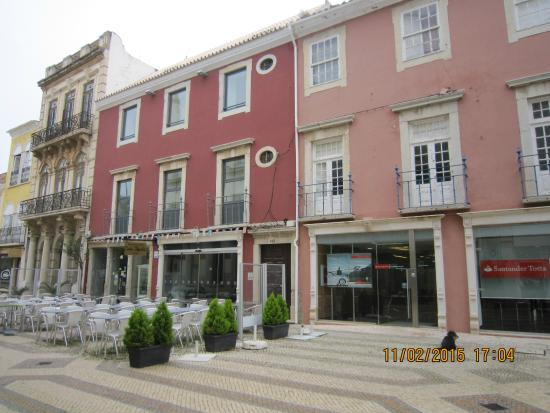 Hotel ingresso ristorante picture of aqua ria boutique for Boutique hotel faro portugal