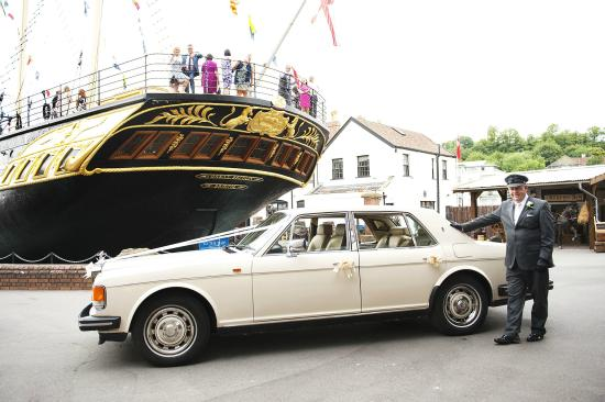 Ss Great Britain Car Park