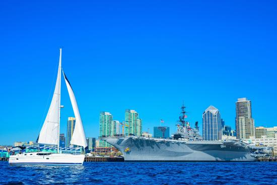 San Diego Luxury Sailing (CA): Address, Phone Number, Boat Tour Reviews - TripAdvisor